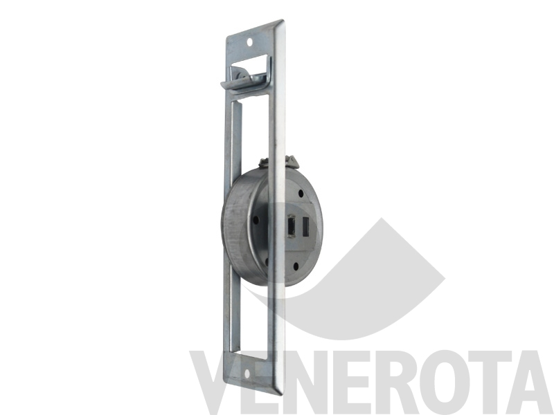AVVOLGORE REGOLAR INTERASSE 210 MT.6 C//PLACCA INOX 1400//B
