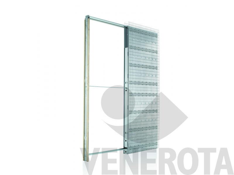 Controtelaio 1 anta per intonaco eclisse for Porte 60x200