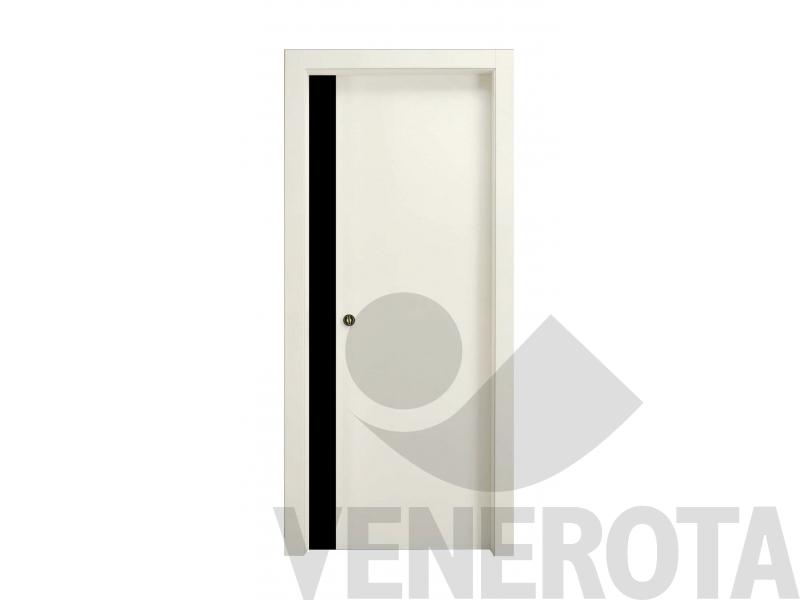 Porta scorrevole interno muro laminatino bianco Viemme porte modello ...