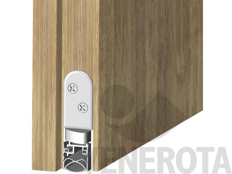 Spazzolino sottoporta pannelli decorativi plexiglass - Porta testine oral b ...