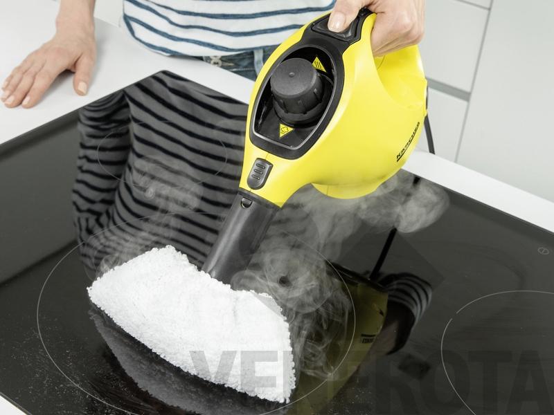 Lavapavimenti a vapore sc1 kit pavimenti karcher - Lavapavimenti per casa ...