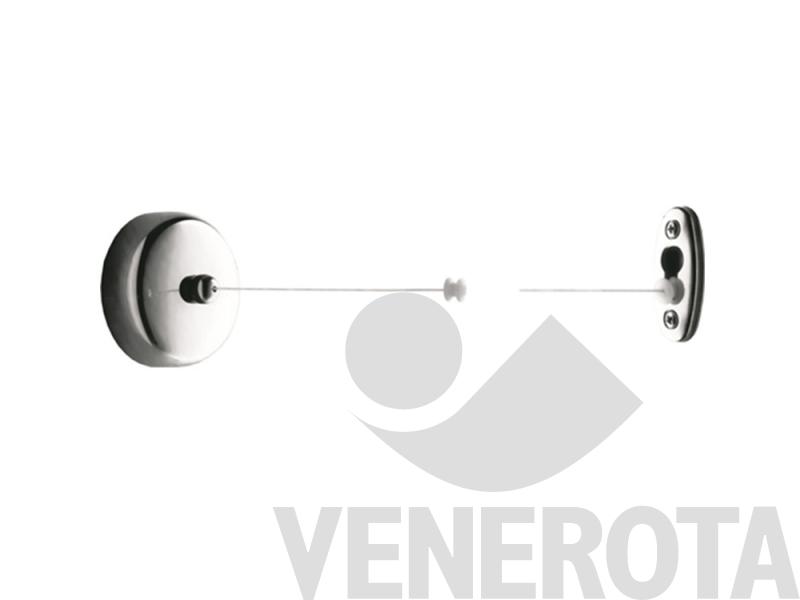 Filo stendibiancheria riavvolgibile in acciaio inox for Articoli per la casa design